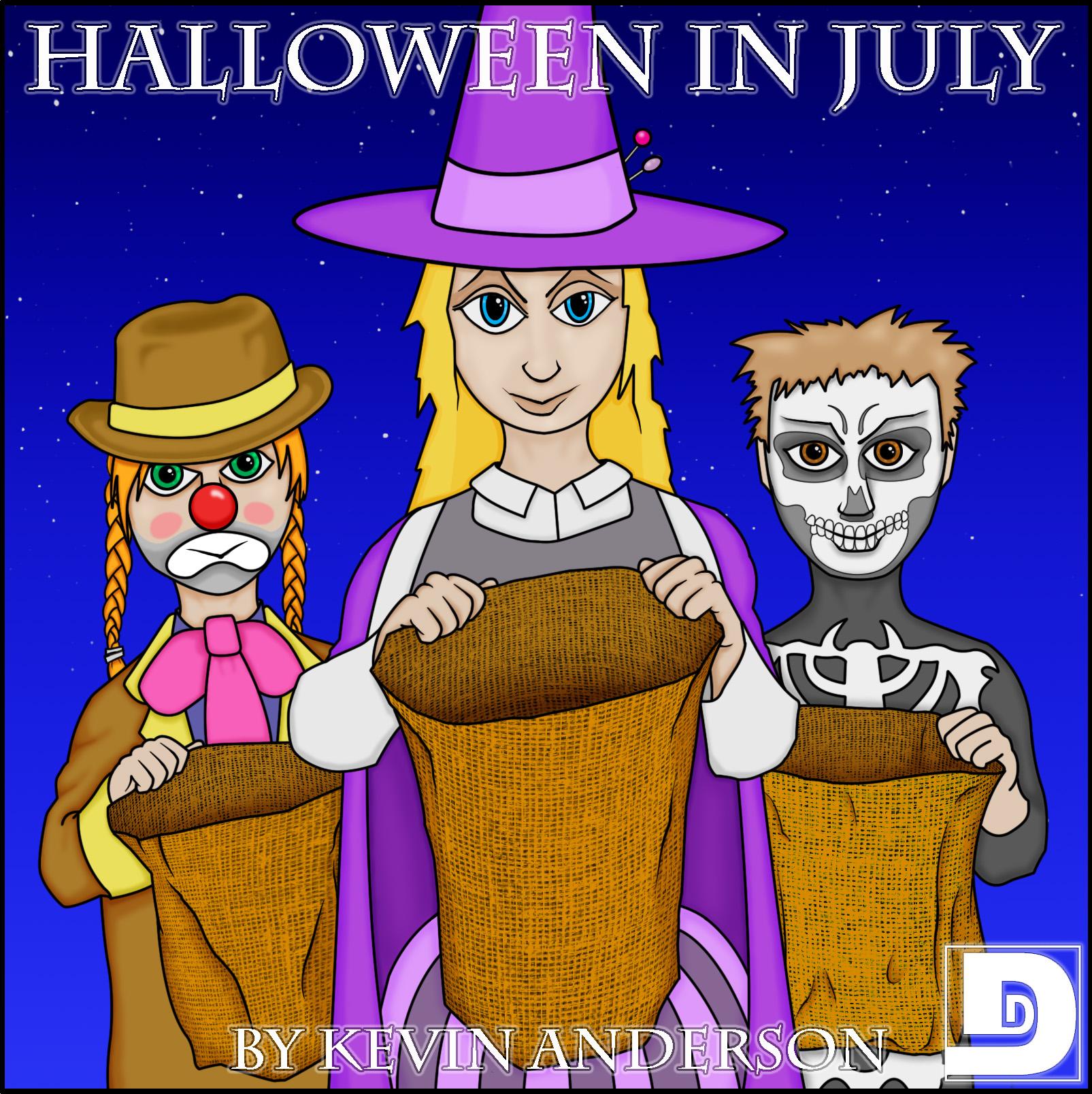 episode 27 osse halloween in july by kevin anderson - Halloween Wav Files