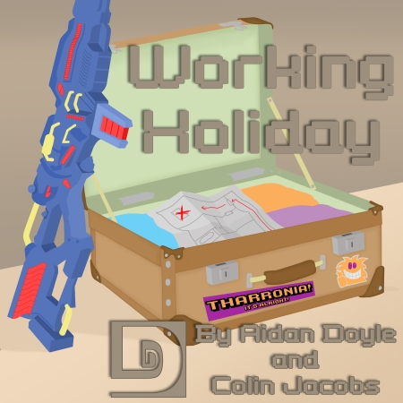 Working Holiday cover art