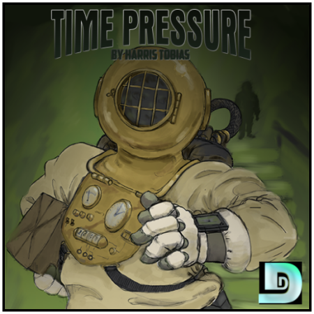 Dunesteef Time Pressure Artwork