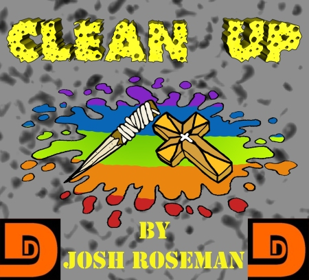 clean up artwork