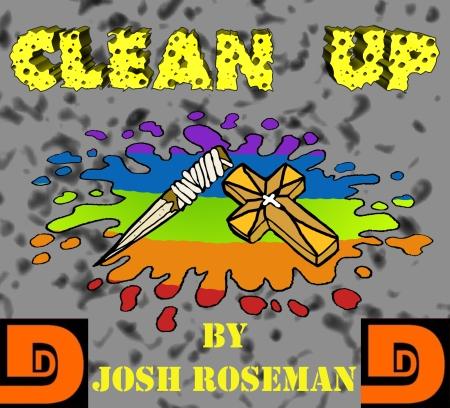 clean up artwork