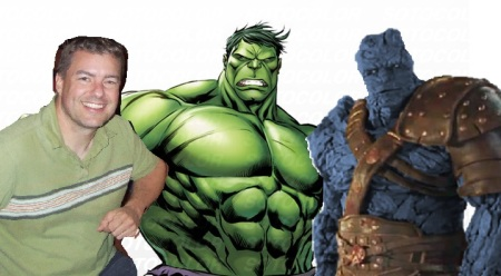 Hulk trio